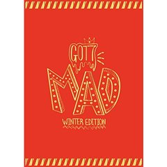 GOT7/4TH MINI REPACKAGE ALBUM : MAD (HAPPY VER.)(輸入盤)
