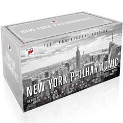 NEW YORK PHILHARMONIC/NYP 175TH ANNIVERSARY(輸入盤)