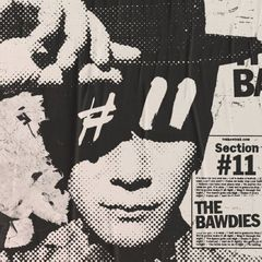 "THE BAWDIES/Section #11(アナログ盤)(早期予約特典:""Section #11"" デカバッジ(57mm))"