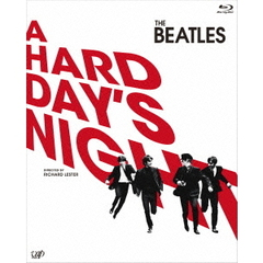 THE BEATLES/A HARD DAY'S NIGHT 初回限定版(Blu-ray Disc)