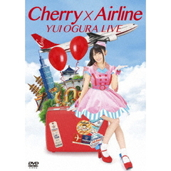 小倉唯/小倉唯 LIVE 「Cherry×Airline」(DVD)