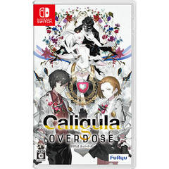 Nintendo Switch Caligula Overdose/カリギュラ オーバードーズ