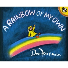 【洋書】A Rainbow of My Own