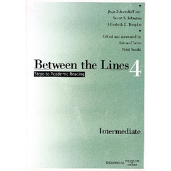 Between the Lines 4