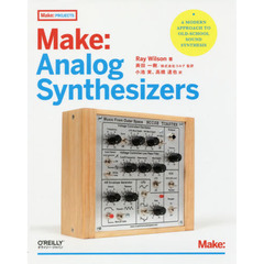 Make:Analog Synthesizers