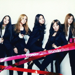 Wonder Best KOREA/U.S.A/JAPAN 2007-2012
