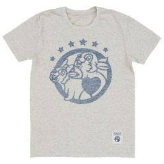 RabbitロゴTシャツ(M)/Rabbit Live Tour 裸Beat 2013 グッズ