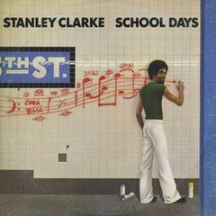 【輸入盤】STANLEY CLARKE/SCHOOL DAYS