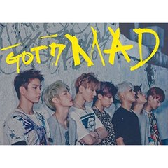 GOT7 MINI ALBUM : MAD (HORIZONTAL VER) (輸入盤)