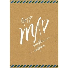 GOT7/4TH MINI REPACKAGE ALBUM : MAD (MERRY VER.)(輸入盤)
