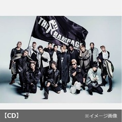THE RAMPAGE from EXILE TRIBE/Lightning(CD)