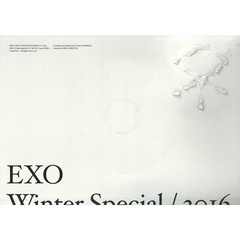 EXO/WINTER SPECIAL ALBUM 2016(輸入盤)