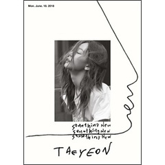 TAEYEON/Something New(3RD MINI ALBUM)(輸入盤)
