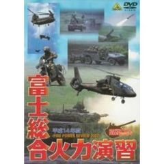 GROUND POWER SERIES平成14年度 富士総合火力演習/FIRE POWER REVIEW 2002 JGSDF-1