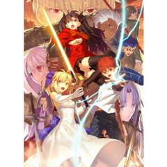 Fate/stay night [Unlimited Blade Works] Blu-ray Disc Box II <完全生産限定版><セブンネット限定ビッグもふもふタオル特典付き>(Blu-ray Disc)