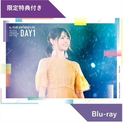 乃木坂46/6th YEAR BIRTHDAY LIVE Day 1 Blu-ray 通常盤<セブンネット限定特典:生写真4枚(生田絵梨花・梅澤美波・松村沙友理・ 山下美月)付き>(Blu-ray Disc)