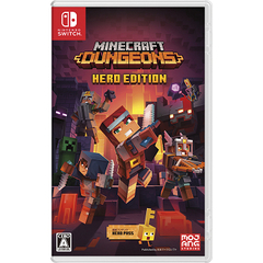 Nintendo Switch Minecraft Dungeons Hero Edition