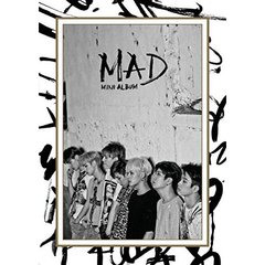GOT7/MINI ALBUM : MAD (VERTICAL VER)(輸入盤)
