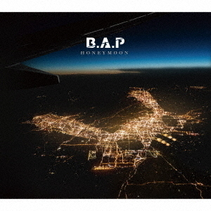 B.A.P/HONEYMOON(初回限定盤A/CD+DVD)