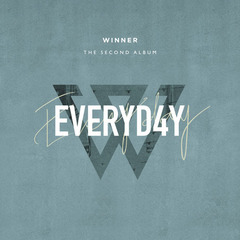 WINNER/2ND ALBUM : EVERYD4Y(輸入盤)