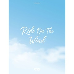 KARD/3RD MINI ALBUM : RIDE ON THE WIND(輸入盤)