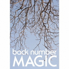 back number/MAGIC(初回限定盤B/CD+DVD+PHOTO BOOK)