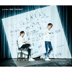 "w-inds./w-inds. Best Album 『20XX ""THE BEST""』(通常盤/CD)(外付特典:w-inds. オリジナルブロマイドセット(ソロ2枚+集合1枚/計3枚組)Eタイプ)"