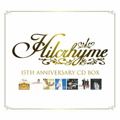 Hilcrhyme 15th Anniversary CD BOX