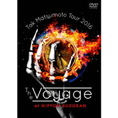 松本孝弘/Tak Matsumoto Tour 2016 -The Voyage- at 日本武道館(DVD)