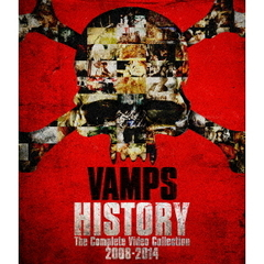VAMPS/HISTORY-The Complete Video Collection 2008-2014【初回限定盤A】(Blu-ray Disc)
