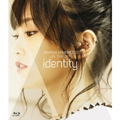 山本彩/山本彩 LIVE TOUR 2017 ~identity~(Blu-ray Disc)