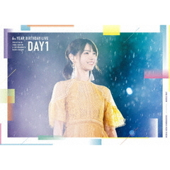 乃木坂46/6th YEAR BIRTHDAY LIVE Day 1 Blu-ray 通常盤(Blu-ray)