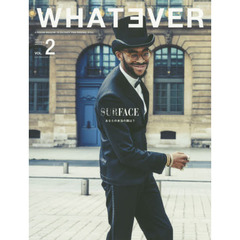 WHATEVER VOL.2(2015AUTUMN & WINTER) SURFACE