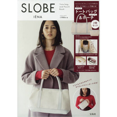 SLOBE IENA Tote bag and Pounch Book