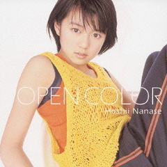OPEN COLOR(限定盤)