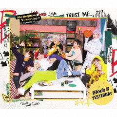 Block B/Yesterday(Japanese Version)<初回限定盤TYPE-B>