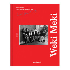 WEKI MEKI/2ND MINI ALBUM : LUCKY (WEKI VER)(輸入盤)