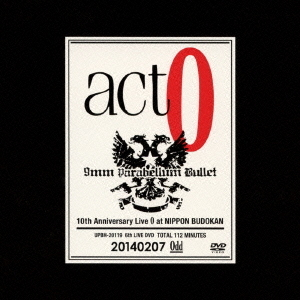 9mm Parabellum Bullet/act O <通常盤>