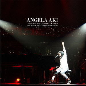 アンジェラ・アキ/アンジェラ・アキ Concert Tour 2014 TAPESTRY OF SONGS - THE BEST OF ANGELA AKI in 0804