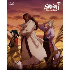 アニメ 「SAMURAI7」 Blu-ray BOX(Blu-ray Disc)