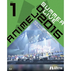 Animelo Summer Live 2015 -THE GATE- 8.28(Blu-ray)