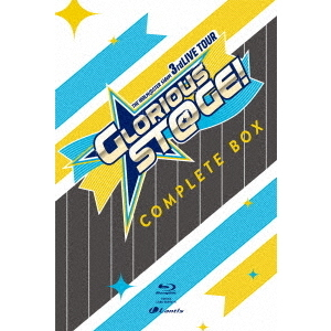 THE IDOLM@STER SideM 3rdLIVE TOUR ~GLORIOUS ST@GE~ LIVE Blu-ray Side MAKUHARI Complete Box 初回生産限定版【次回入荷予約】(Blu-ray Disc)