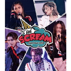 lol/lol live tour 2018 -scream-(Blu-ray Disc)