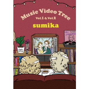 sumika/Music Video Tree Vol.1&Vol.2(Blu-ray Disc)