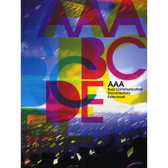 AAA Buzz Communication Documentary Extra book ツアー・ドキュメント・ブック