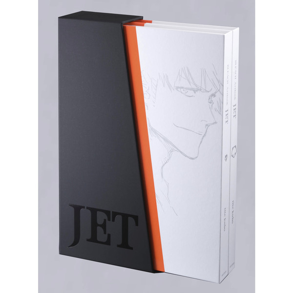 BLEACH Artbook JET