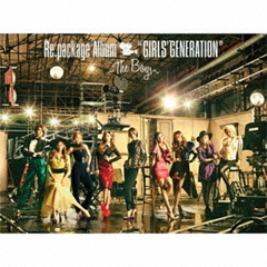 "Re:package Album ""GIRLS' GENERATION""~The Boys~(初回限定盤)"