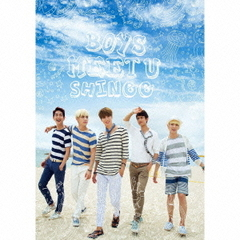 SHINee/Boys Meet U(CD+DVD/初回限定盤)