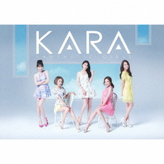 KARA/FANTASTIC GIRLS<CD+DVD初回限定盤A>