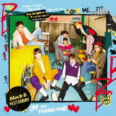 Block B/Yesterday(Japanese Version)